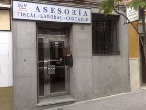 Asesores fiscales madrid situaci n d v asesores for Asesores exterior
